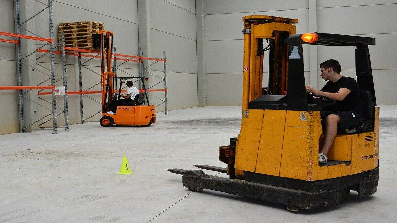 """Progetto Concluso: Work Experience di tipo Professionalizzante """"Addetto alla gestione operativa della logistica"""""""